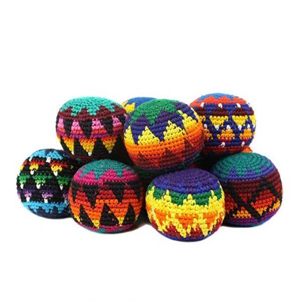 Hacky Sack Crocheted Footbag, hackysack