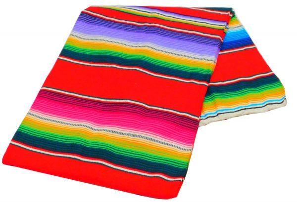 Sarape Blanket, redsarape_57