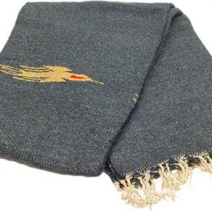 Thunderbird Blanket, grey_thunderbird