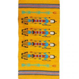 Katchina Rug, katchina3264-1