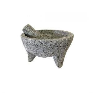 Molcajete & Pestle | Mexican Molcajete (Mortar & Pestle) | Vel-Mex