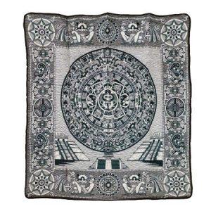 Beadspread Polar Blanket, aztec8678