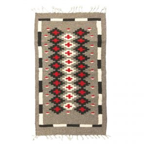 Red Indian Style Rug, redindian22441