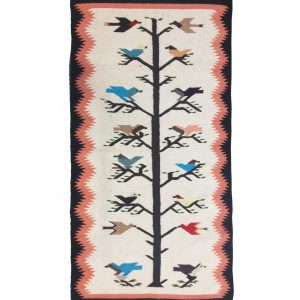 Tree of Life Pastel Rug, treeoflife32641