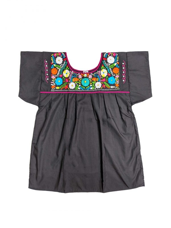 Mexican Chanel Style Blouse, chanelgreyl