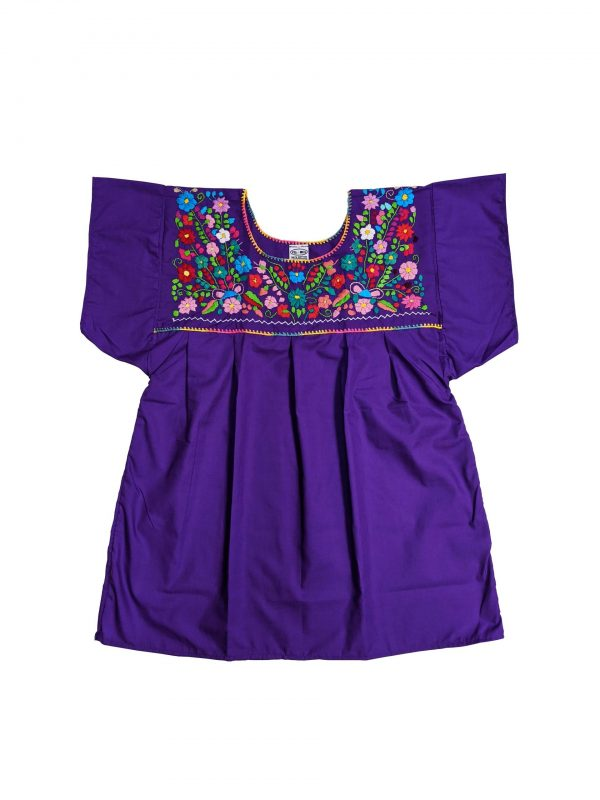 Mexican Chanel Style Blouse, chanelmpurp
