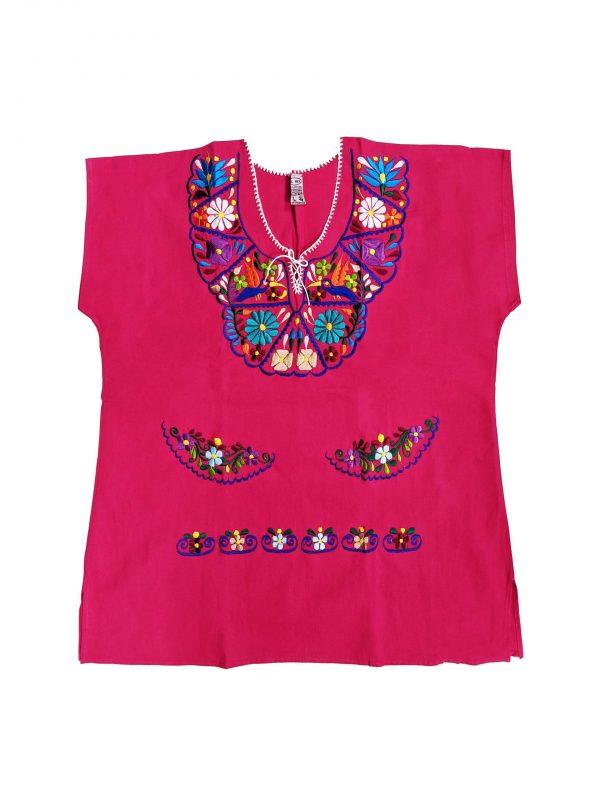 Mexican Kimono Style Blouse, kimrosl