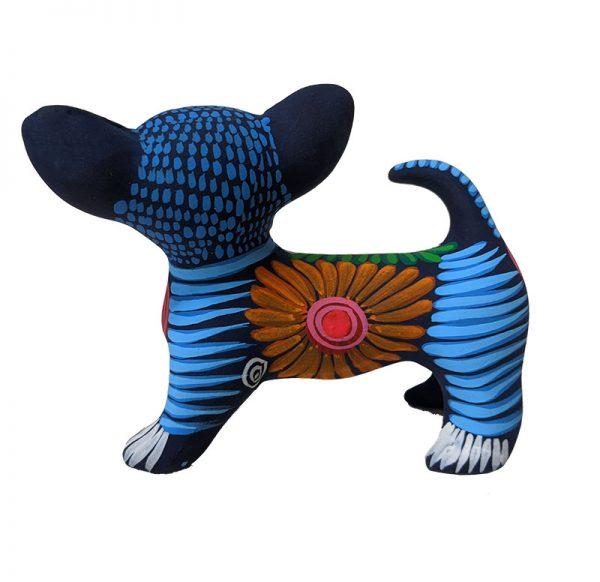 Matte Chihuahua Dog, dog1back