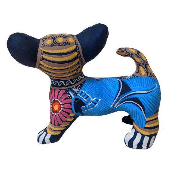 Matte Chihuahua Dog, dog2back