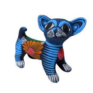 Matte Chihuahua Dog, dog2front