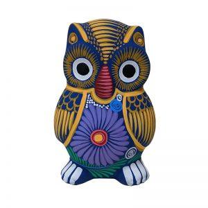 Matte owl, owlmattefront